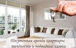 Посуточная аренда квартиры: трудности и подводные камни