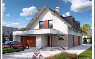 Проекты одноэтажных домов с мансардой на alpha-hp.ru