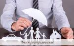 Быстрострахование. Страхование недвижимости и авто